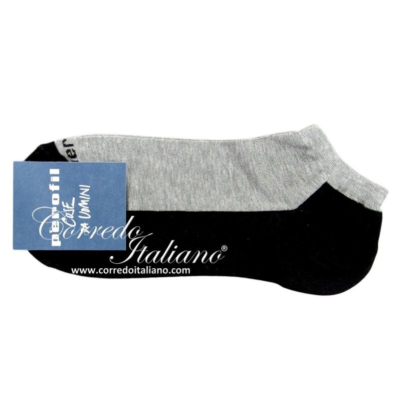 Sneaker short socks art. A4221 - gray