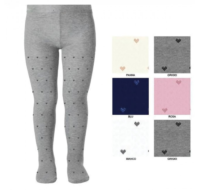 Soft and warm cotton tights art. 030