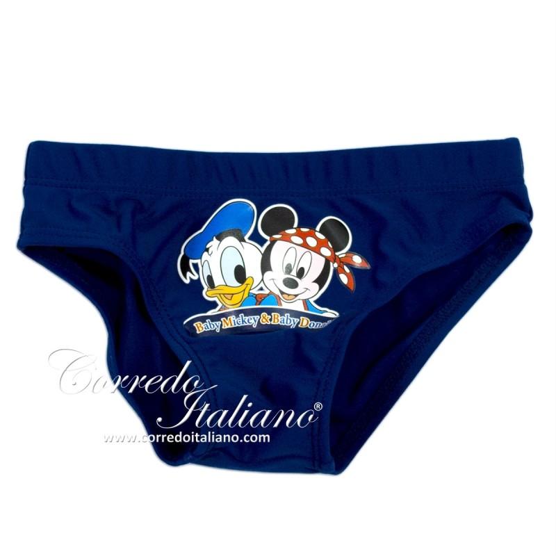 Swimsuit for baby art. EN5325BL