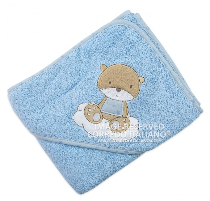 Little dog - bathrobe baby art. 352AZ