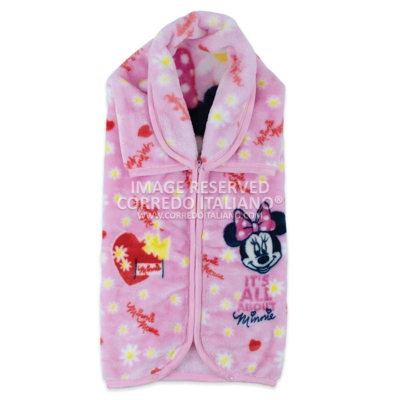Fleece blanket for cot art. Minnie 0205R