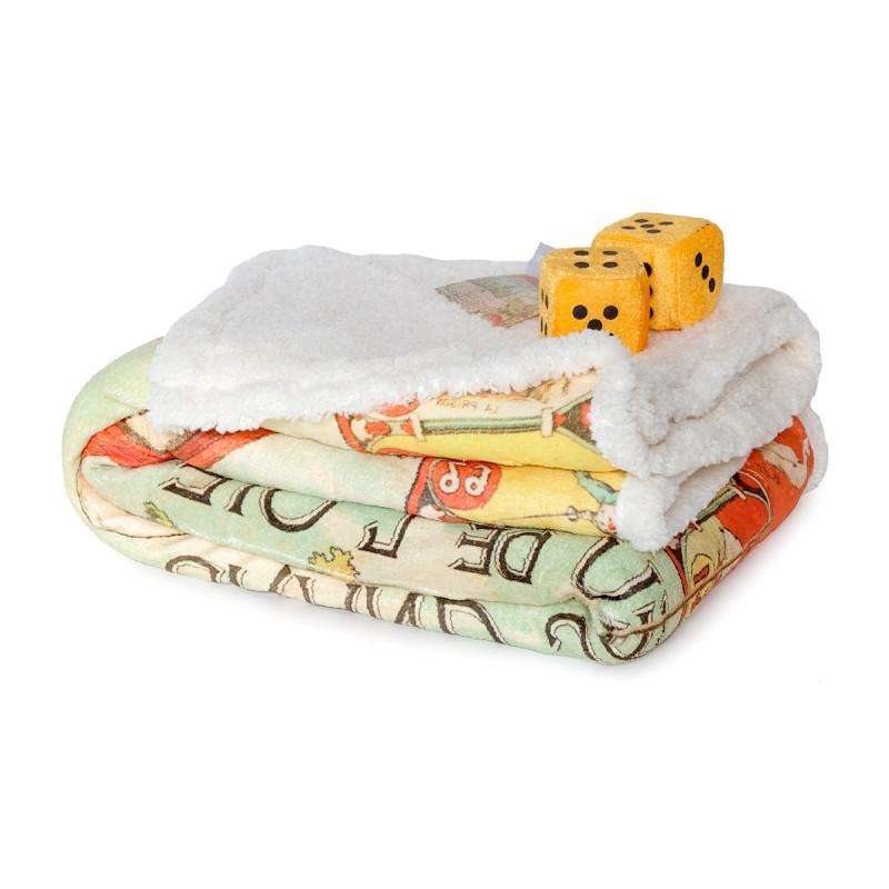 Tintunita - blanket fleece 130x160 cm