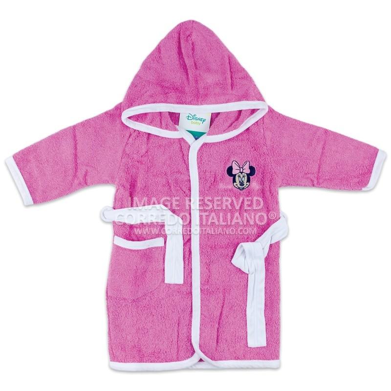 Minnie - bathrobe for baby art. AB4215MA
