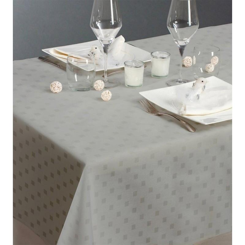 Damina - tablecloth with napkins x18