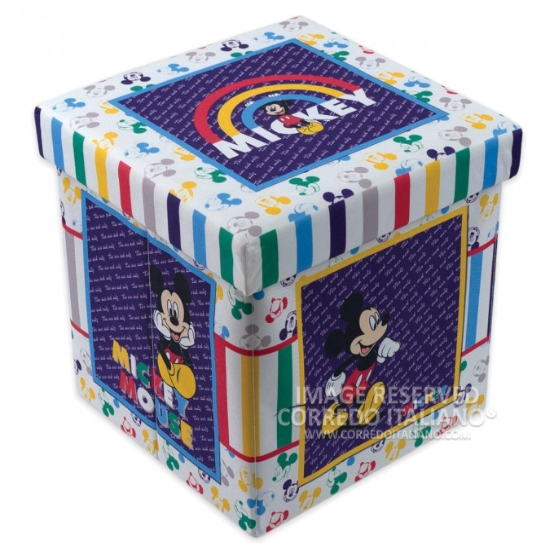 Minnie - Nappy bag peluches Disney KP0305