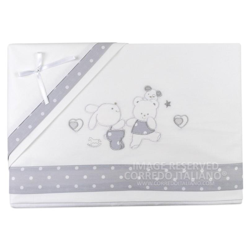 Cradle sheet set art. 739GR