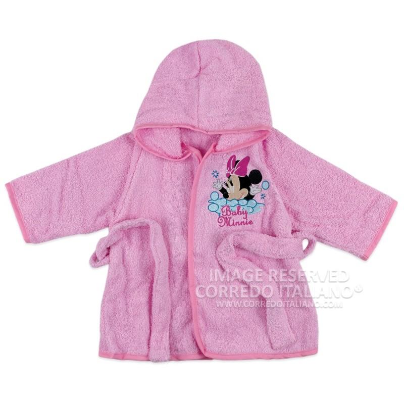 Minnie - bathrobe for baby art. AM0303WDRR