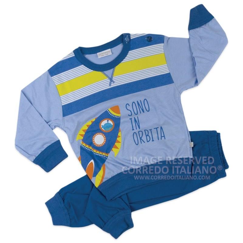 Baby pajamas cotton Primero art. E12067