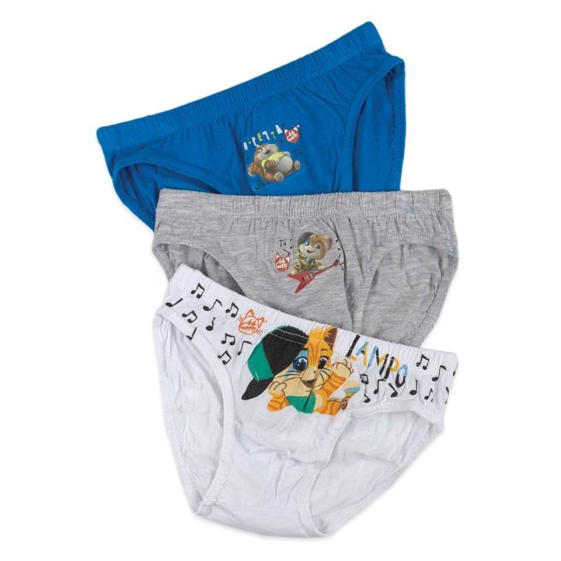 Bing - set 3 briefs baby pure cotton art. ET8034