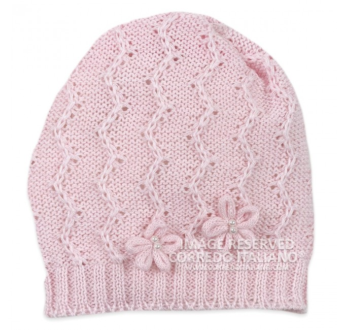 Hat in pure cotton art. 0535R